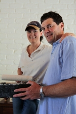Ted and Deb Wilson Renovating Riches